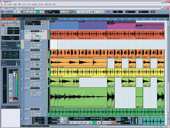 دانلود دوره آموزش کامل آهنگسازی با نرم افزار cubase